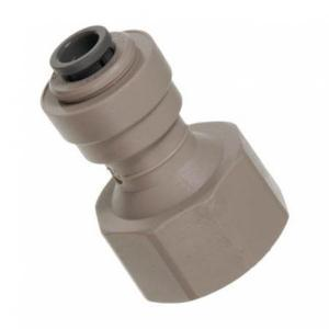 "John Guest - 1/4"" Push Fit to 1/2"" BSP Push Fit Tap Adaptor"