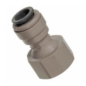 "John Guest - 3/8"" Push Fit to 1/2"" BSP Push Fit Tap Adaptor"