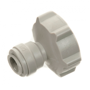 "DMFit 3/8"" Push Fit to 3/4"" BSP Push Fit Adapter"