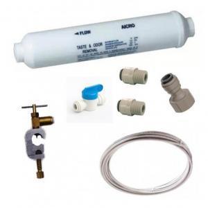Osmio Standard 3 Way Tap Filter Kit