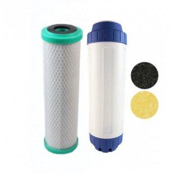 Osmio EZFITPRO-200 & INDRA-PRO-200 Filter Replacement Pack