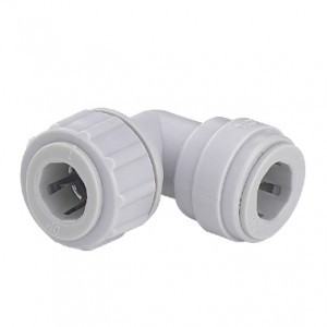 "1/4"" Pushfit x 1/4"" Pushfit Elbow"
