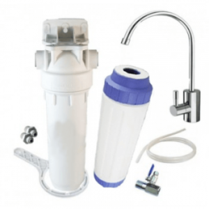 Osmio INDRA-300 Undersink Filter Kit & Tap