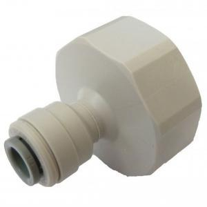 "John Guest 1/4"" Push Fit to 3/4"" BSP Push Fit Adaptor"