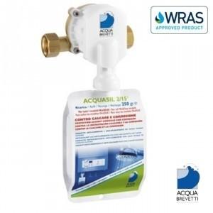 Acqua Brevetti MiniDUE ½″ Liquid Water Softener - 17 LPM