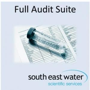 Full Audit Water Testing Service