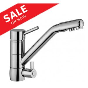 osmio sophia triflow kitchen tap - on sale