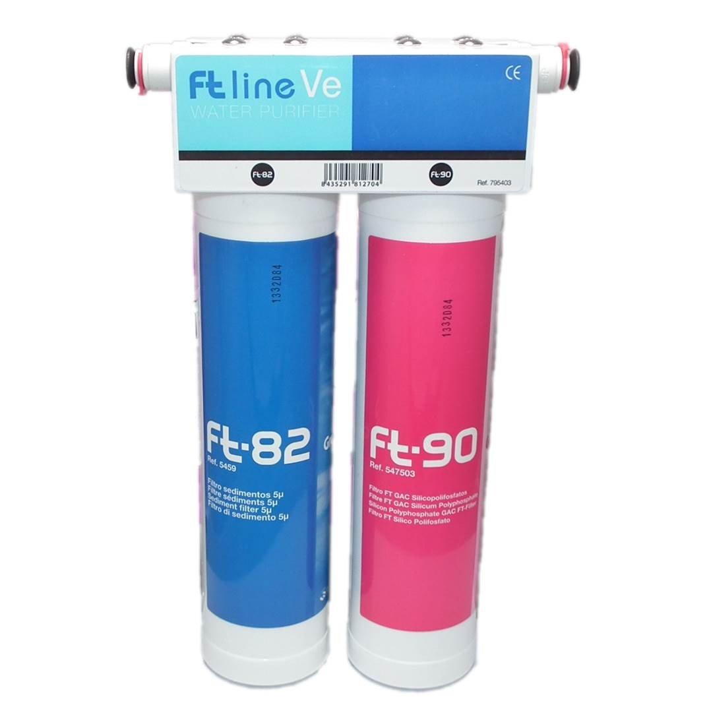 FT-Line VE undercounter water filter
