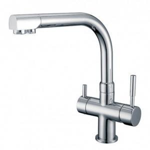 Osmio Alba Chrome 3 way water filter tap
