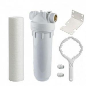 ultra violet pre sediment filter - white