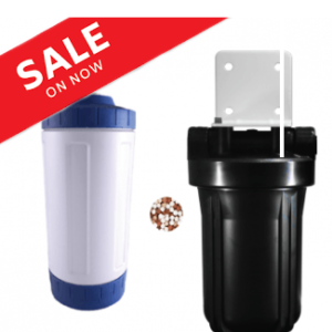 Osmio Active Ceramics Whole House Water Filter - on sale