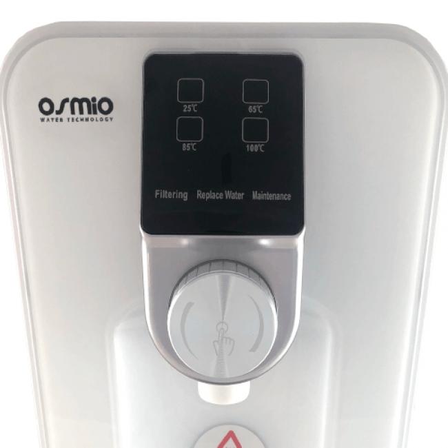 osmio fusionreverse osmosis controls