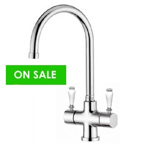 Victoria Chrome 3 way tap