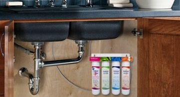 RS4000 Inline Home Water Filter System
