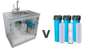 Whole House Water Filter v Drinking Water Filter – Which is the Best Choice?
