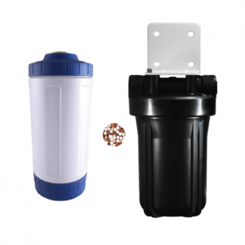 osmio active ceramics large whole house water filter system