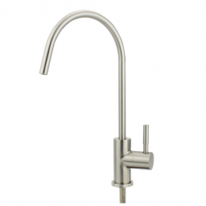 Osmio Swan 304 Stainless Steel Single Dispensing Water Filter Tap