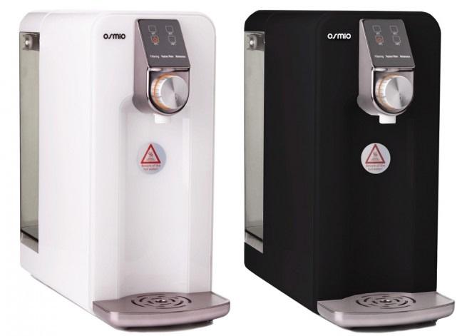 best kitchen water filters 2020 - osmio zero reverse osmosis water filter
