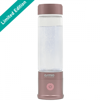 Osmio Duo Hydrogen Water Bottle limited edition