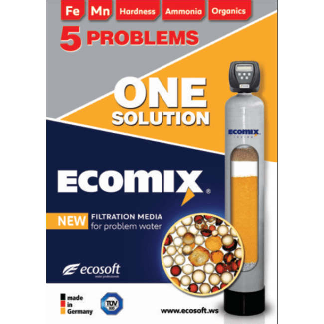 Ecomix-A Replacement Media