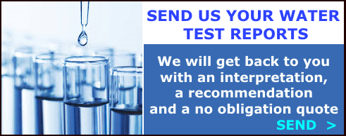 water test reports