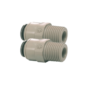 3/8″ Pushfit x 1/2″ BSP Male Straight Adapter